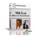 Tradeguider VSA Club Weekly Live Trading Sessions(SEE 1 MORE Unbelievable BONUS INSIDE!) Market Profile Volume Strips - A Look At The Masters Trading Course